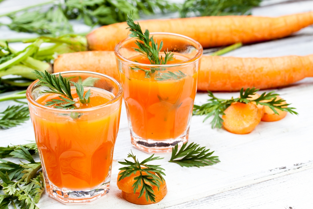 Simple Easy Carrot Juice Recipes Healthy Living Hub