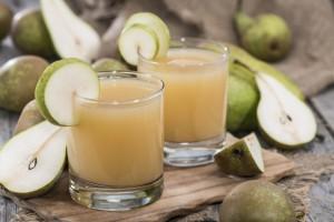 peach pear juice